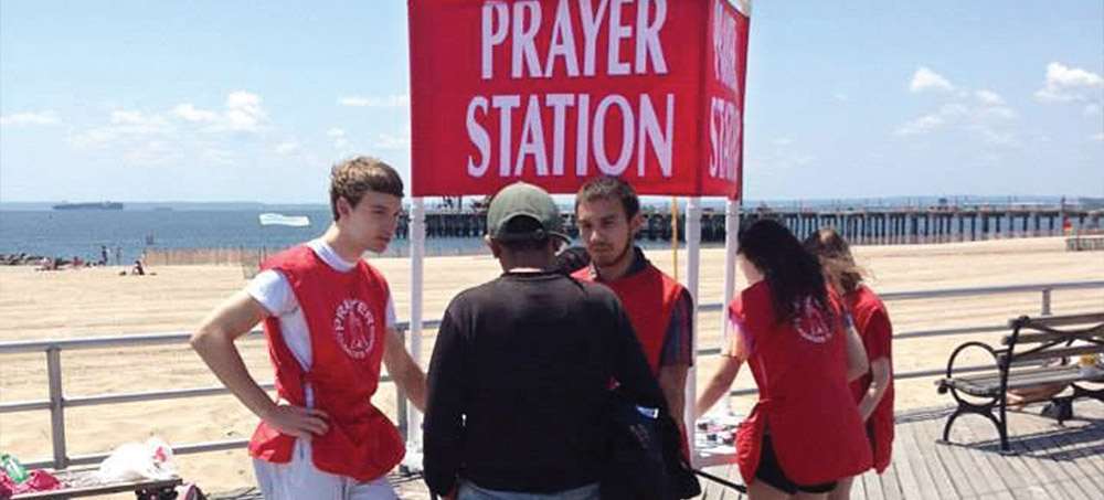 prayer-station